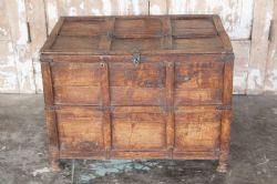 Antique Tribal Stick Chest from Jaisalmer, Rajasthan <b>SOLD<b>